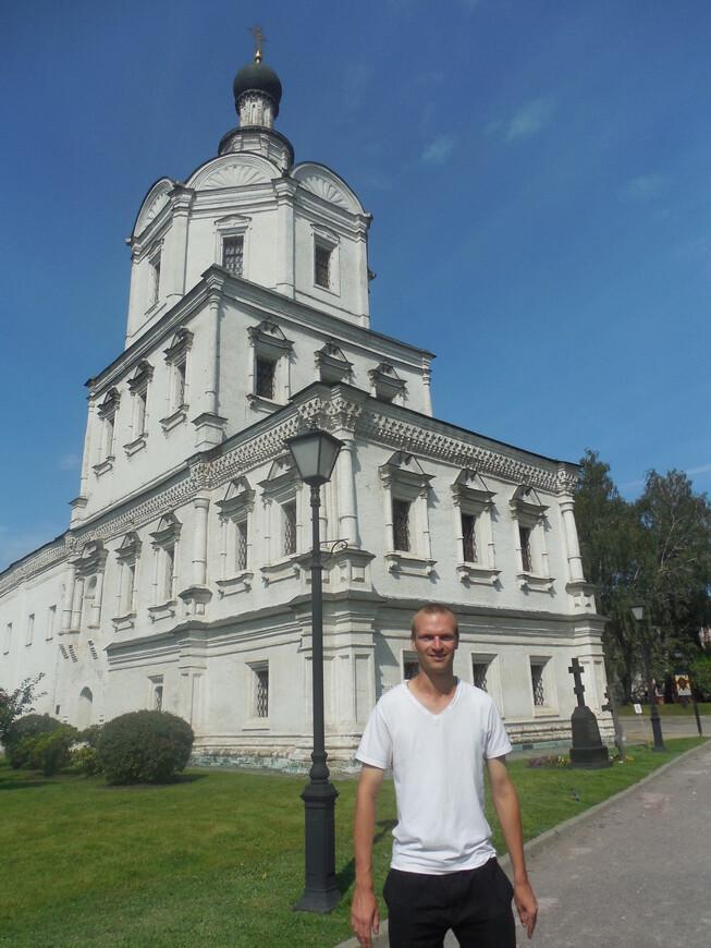 Спасо-Андроников монастырь: храм Михаила Архангела
