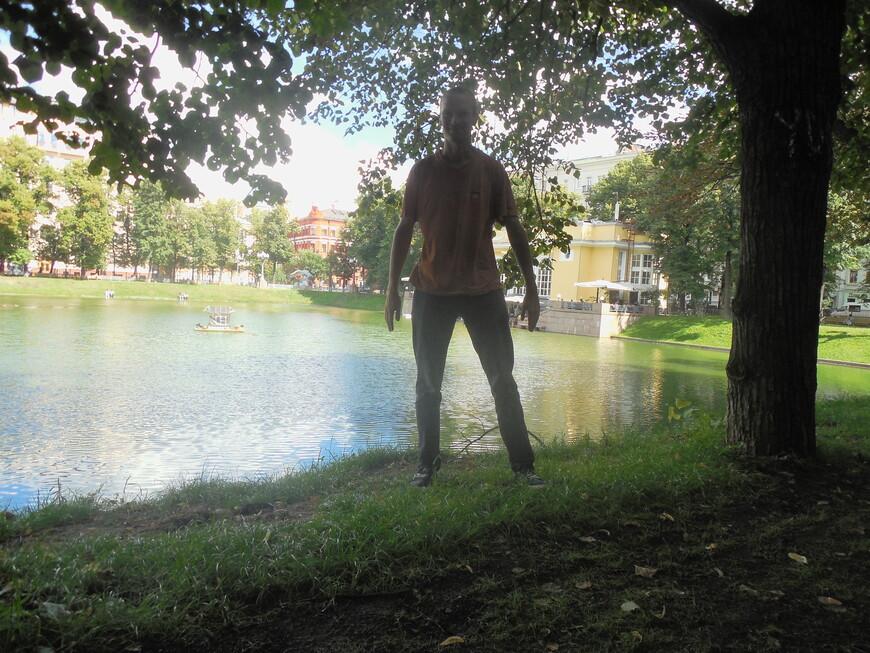 Патриарший пруд