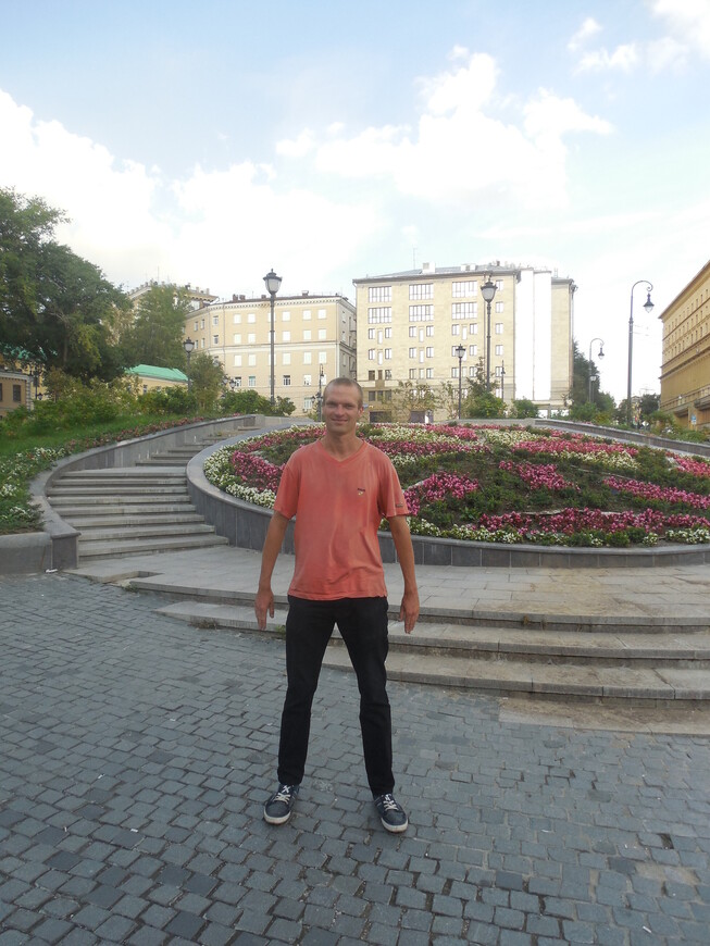 Ивановская горка: Хитровская площадь