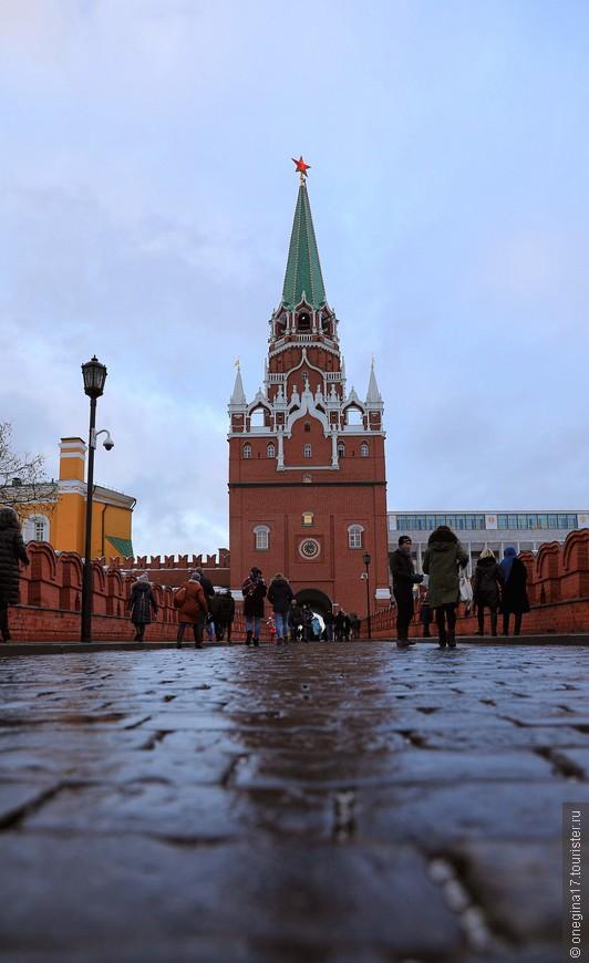 То, что пойти в Кремль было решено вечером, ближе к закрытию, объяснялось не хитрым маневром с целью избежать столпотворения, а занятостью делами днем. Но столпотворения избежать не удалось.