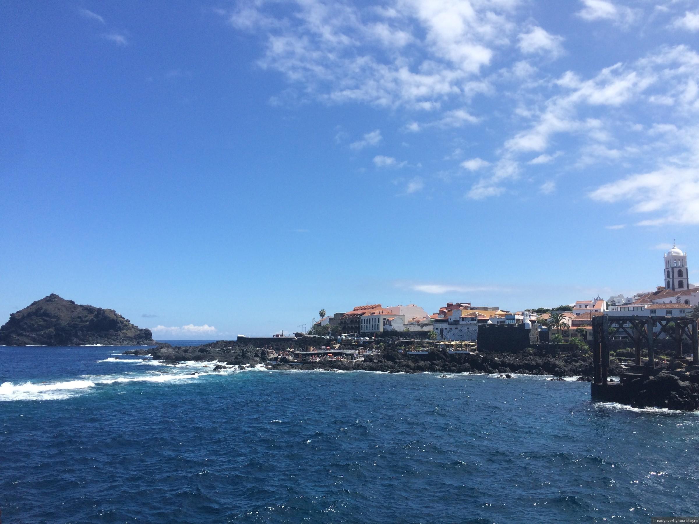 знакомство с островом тенерифе