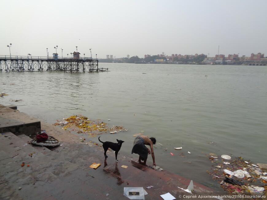 Калькутта - январь 2017 года