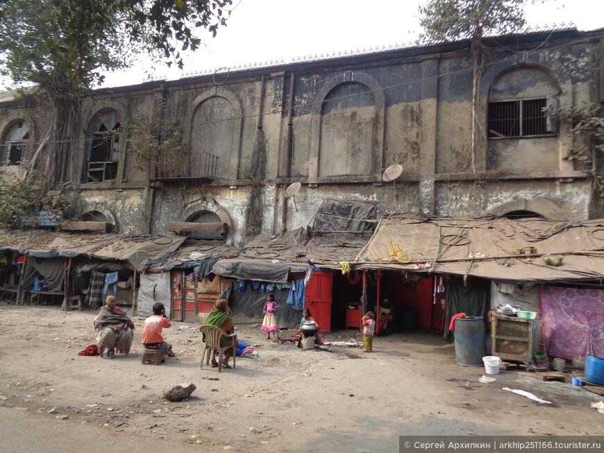 Если меня бог накажет, то в следующей жизни я  буду жить в таких трущобах Калькутты, после этого даже Ад не страшен!