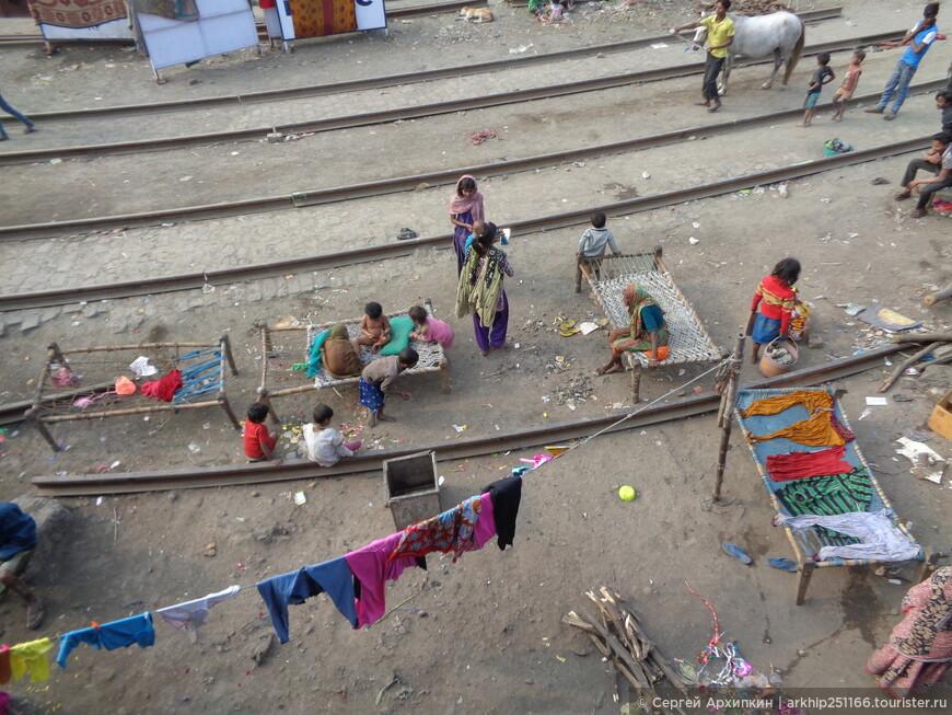 В центре Калькутты