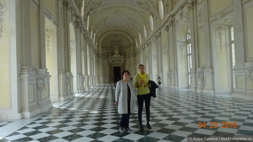 Пьемонтский Версаль, великий архитектор Филиппо Юварра.