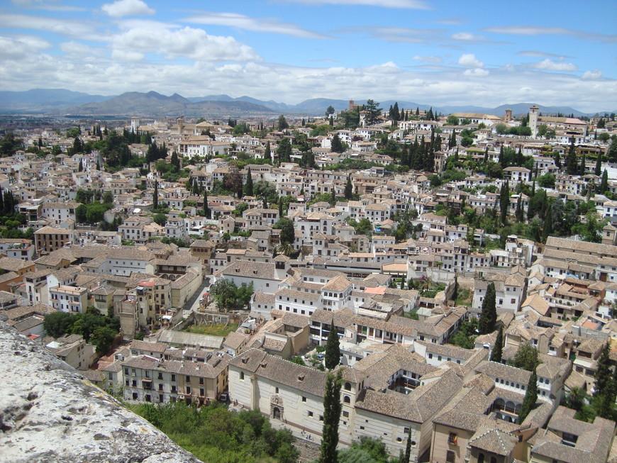 Испания, Гранада.