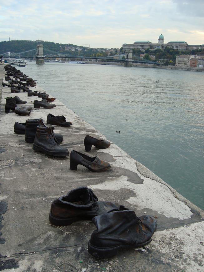 Будапешт, набережная Дуная