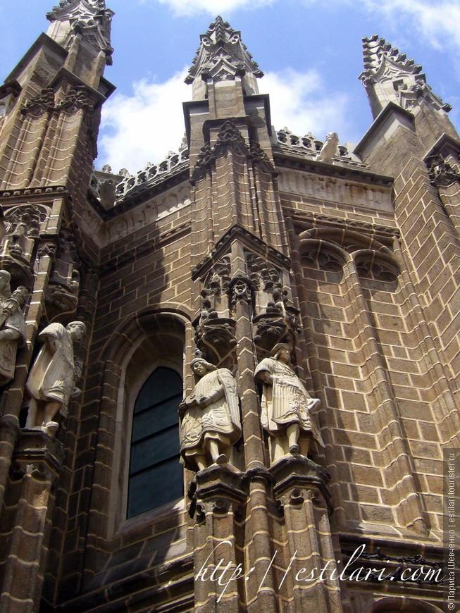 Толедо, Церковь Сан Хуан де лос Рейес
