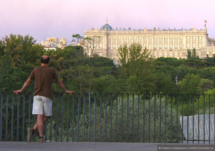 Королевский Дворец в Мадрдиде