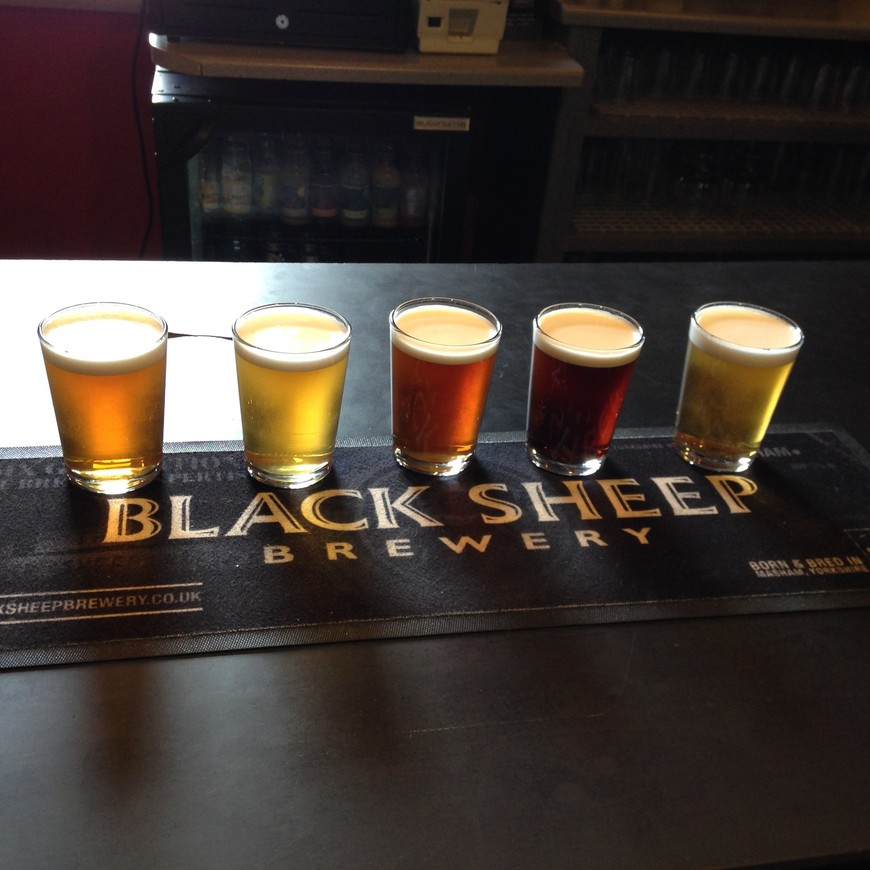 Мы ходили по историческим и совсем новым пивоварням и пробовали самое разное пиво.