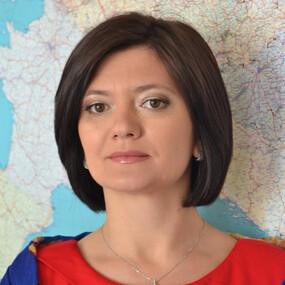 Елена Кривонос
