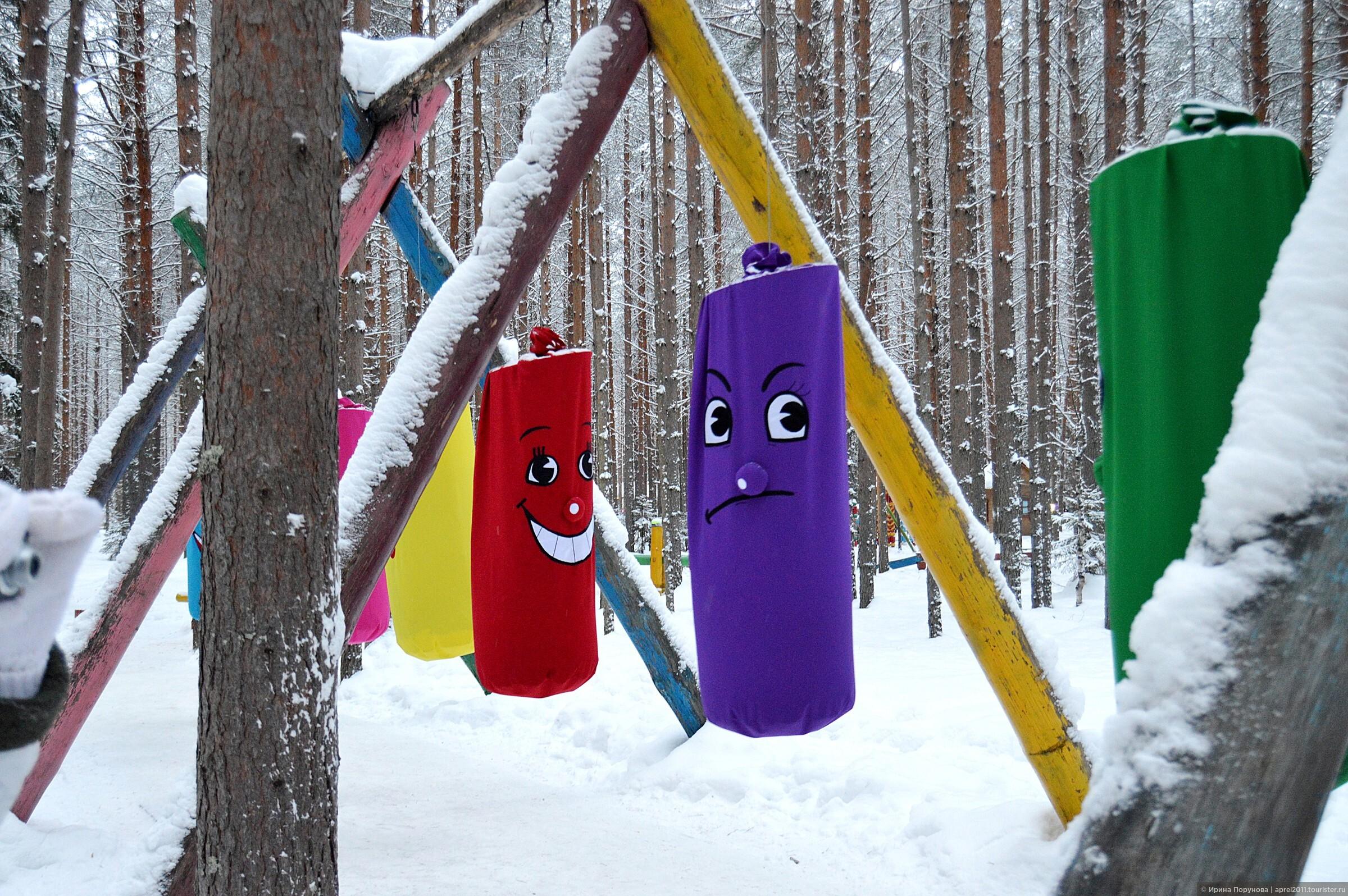 Красивые девушки зимой на улице фото