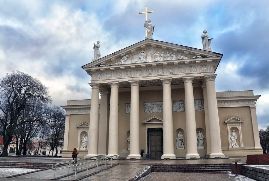 После третьего раздела Речи Посполитой в 1795 году вошёл в состав России, где до 1918 года именовался Вильной.