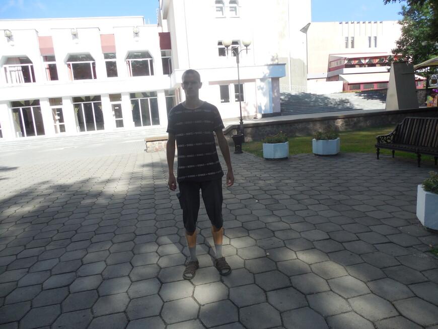 Парк Гомельского дворцово-паркового ансамбля (Гомельский парк имени Луначарского): дворец творчества детей и молодёжи