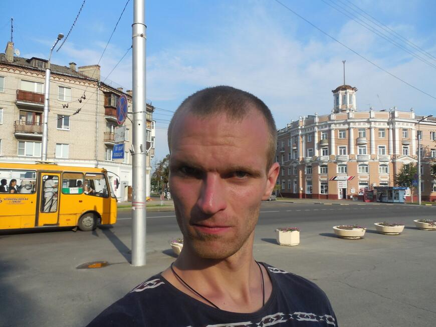 Историческая застройка на улице Ильича