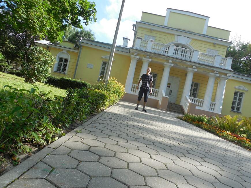 Охотничий домик (музей истории города Гомеля)