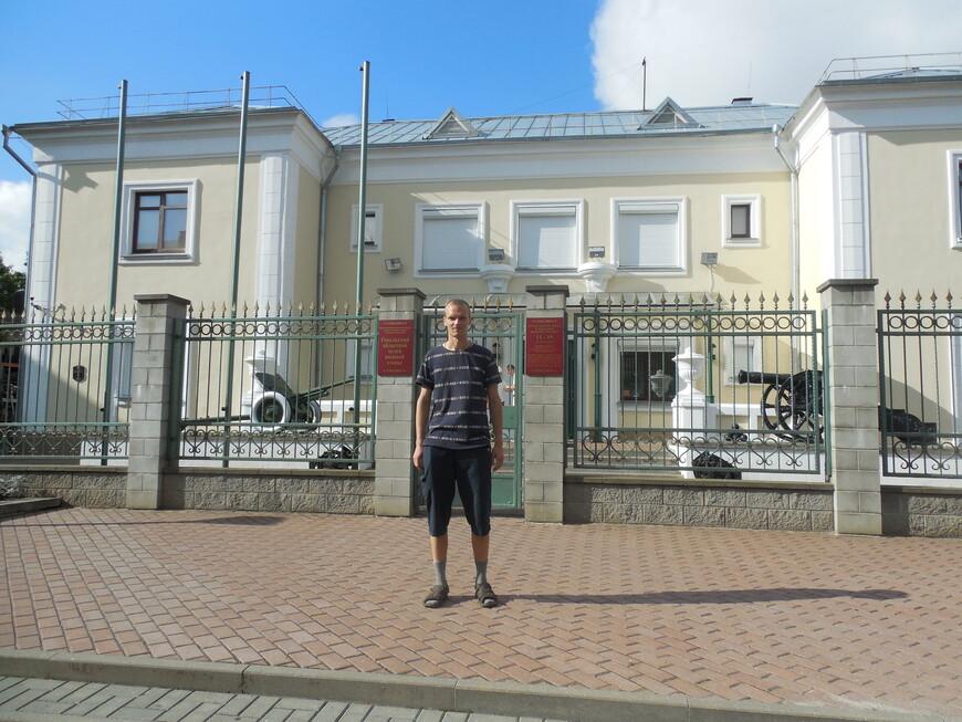 Гомельский областной музей военной славы