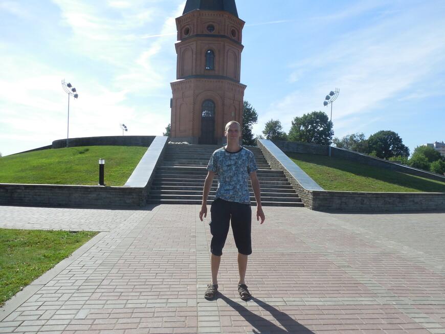 Мемориальный комплекс «Буйничское поле»: красная часовня
