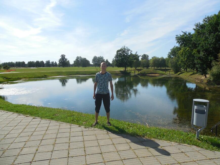 Мемориальный комплекс «Буйничское поле»: озеро Слёз