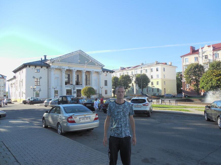 Сквер Гусаковского