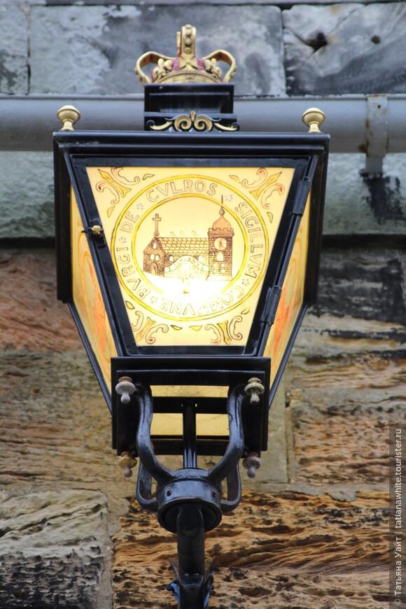 Королевский статус у Калросса с 1592 г. (15веке уже был признан, как баронское поселение с королевскими привилегиями).