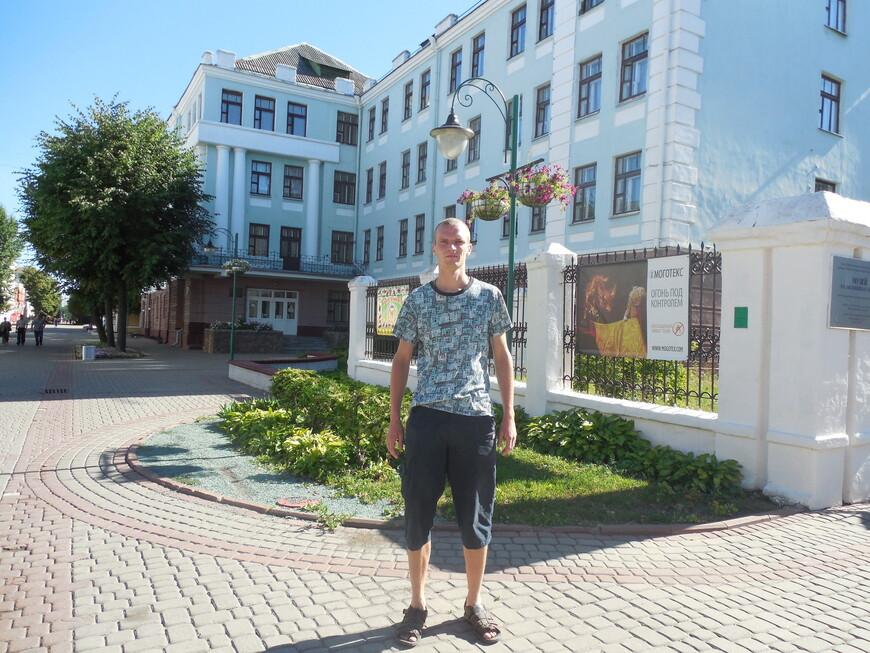 Пешеходная улица Ленинская