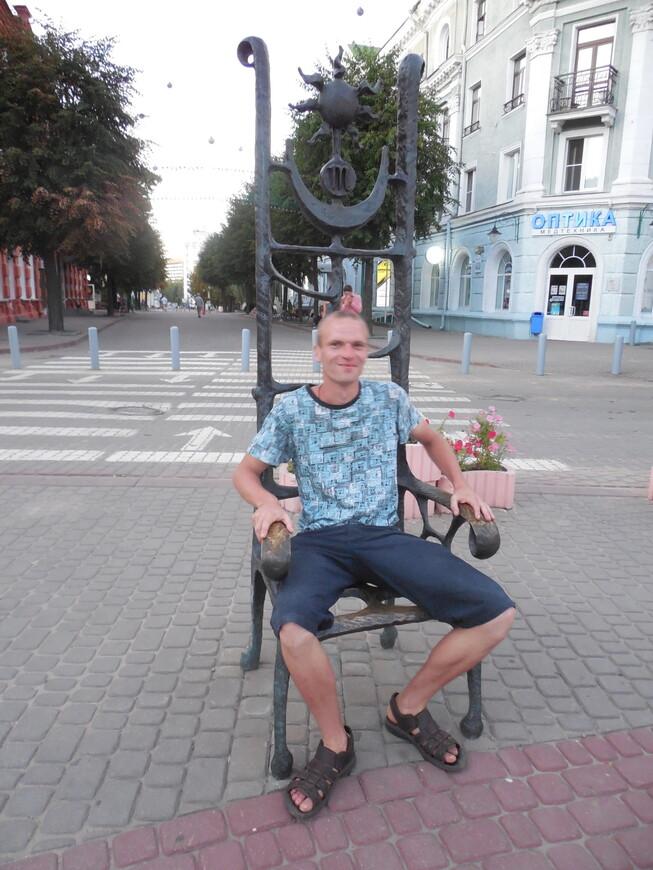 Площадь Звёзд и пешеходная улица Ленинская