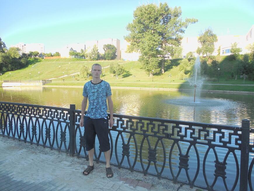 Набережная реки Дубровенка
