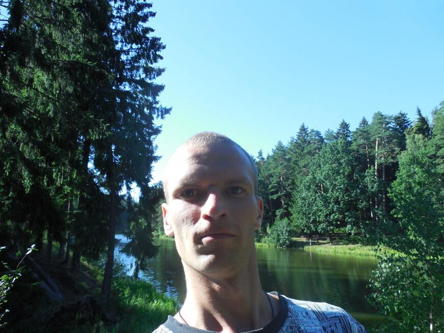 Печерский лесопарк и Дубровенка
