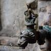 Питьевой фонтанчик в Готическом квартале