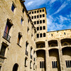 Дворец наместника и сторожевая башня на Площади Короля
