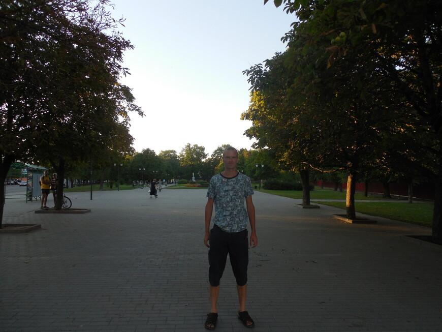 Сквер 700-летия Могилёва