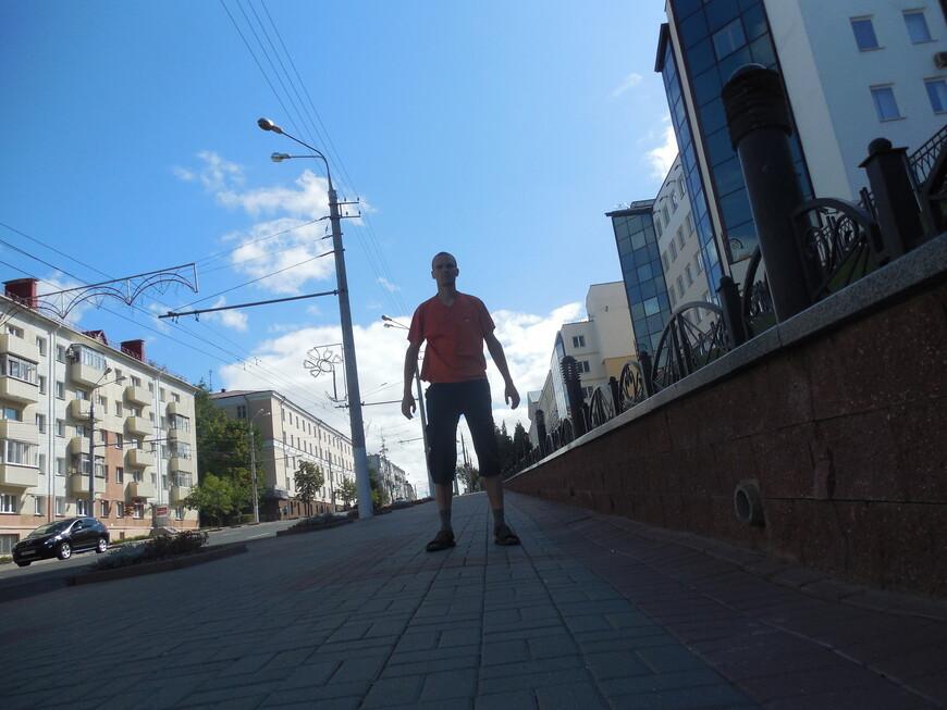Проспект Фрунзе - около ВГМУ