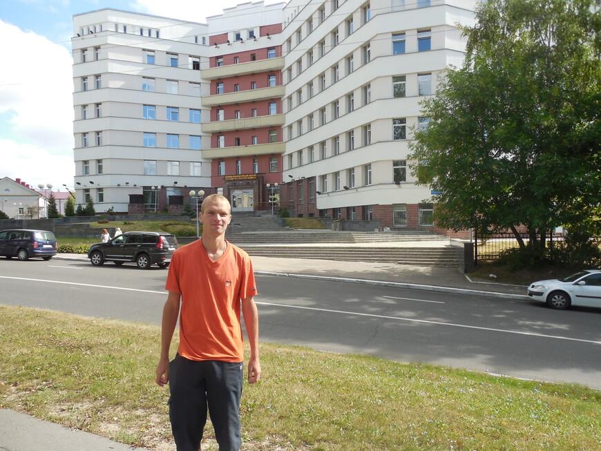 Витебская государственная академия ветеринарной медицины (ВГАВМ)
