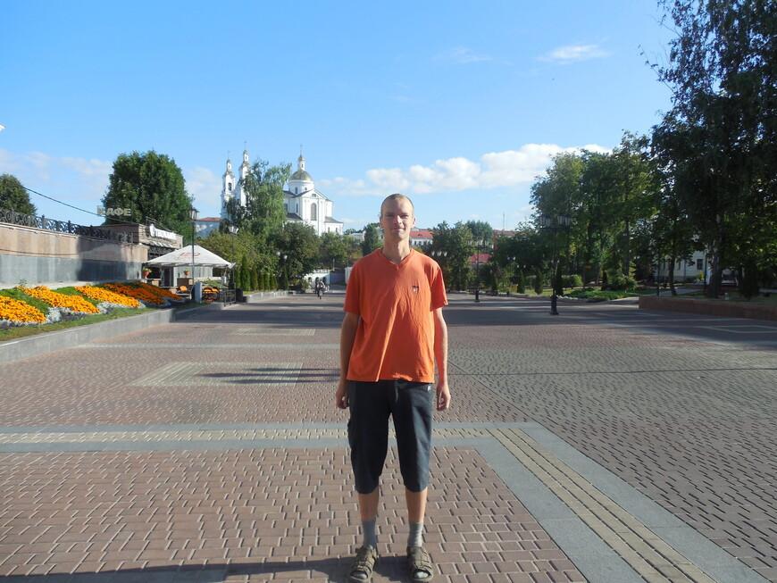 Пешеходная улица Пушкина