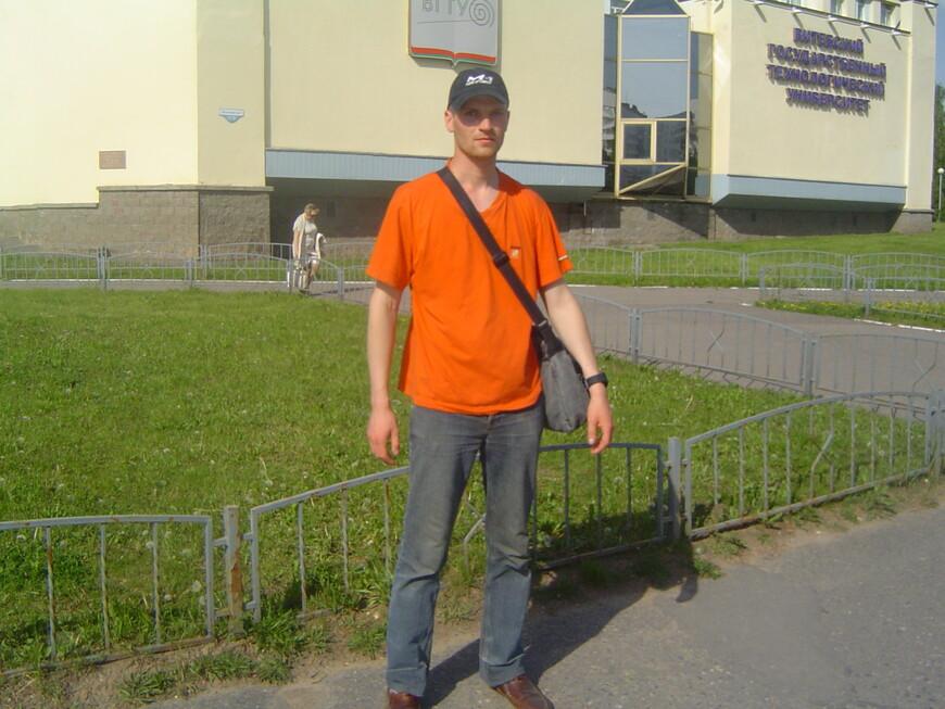 Витебский государственный технологический университет (ВГТУ)