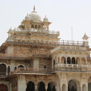 Джайпур. Музей Альберт-холл