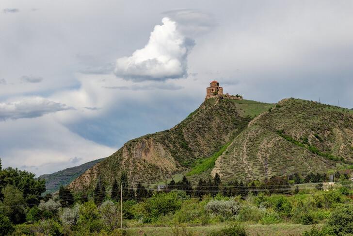 Монастырь Джвари © Denis Tarabarov