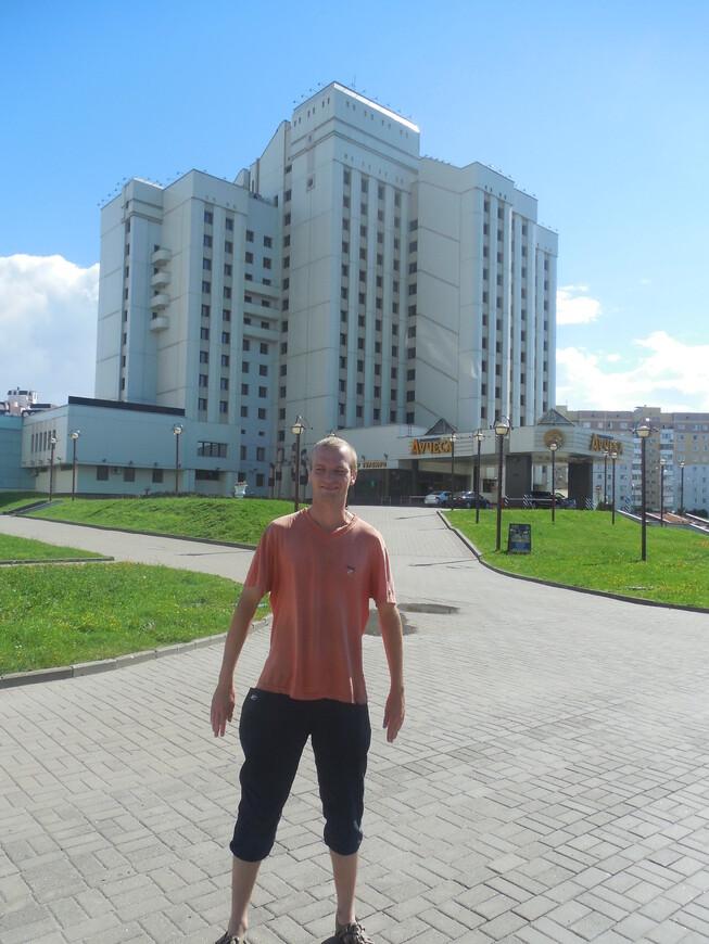 Гостиница «Лучёса»