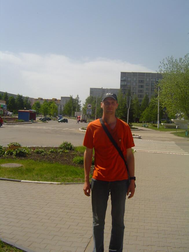 На углу улиц Энергетиков и Панчука