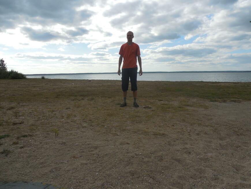 Лукомльское озеро и пляж