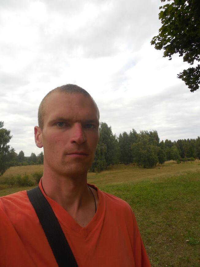 Лес между Новолукомлем и Лукомльским озером