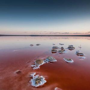 Крымская Боливия — Кояшское озеро