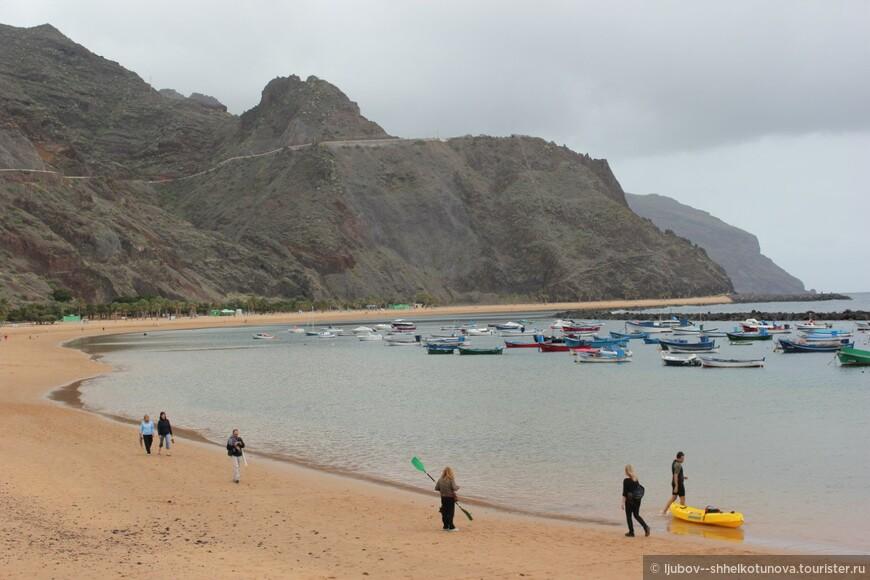 Playa de las Teresitas,