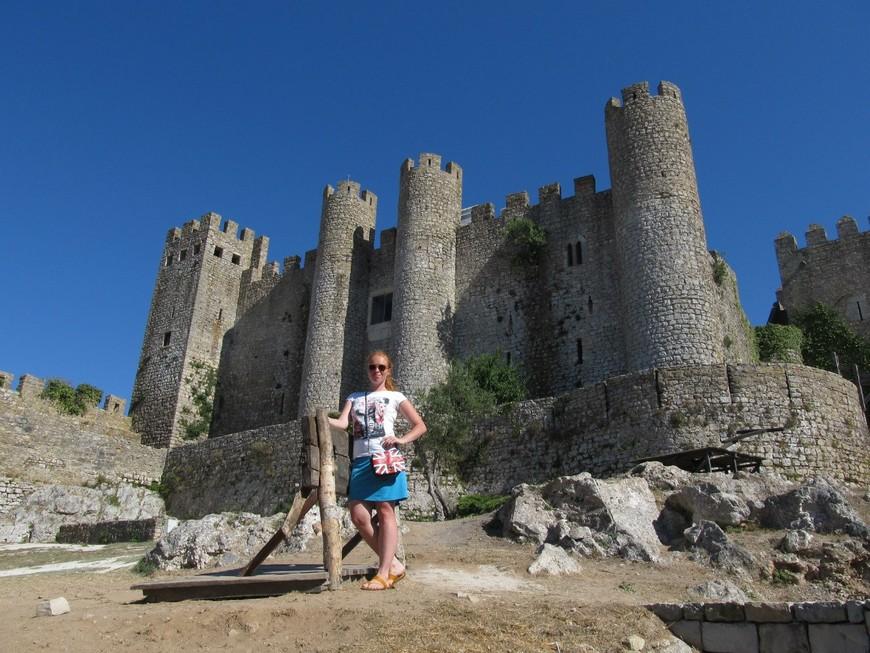 Крепость города Обидуш.