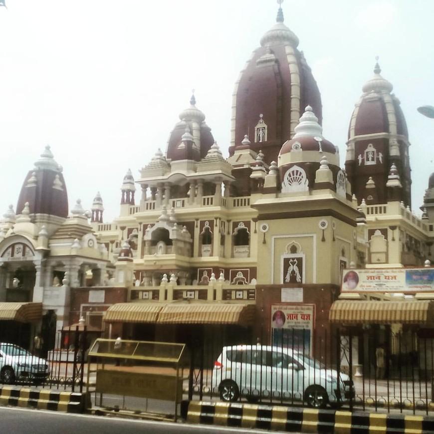 Храм богатства  Лакшми.