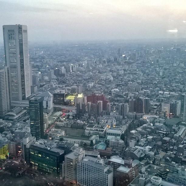 Большой Муравейник. Токио.