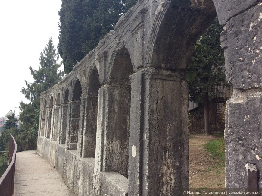 Верона. Римский театр