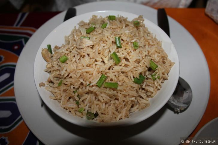Знакомство с Индийской кухней. Все так же неоднозначно, как и сама Индия