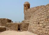 Старинный форт Калат-аль-Бахрейн.